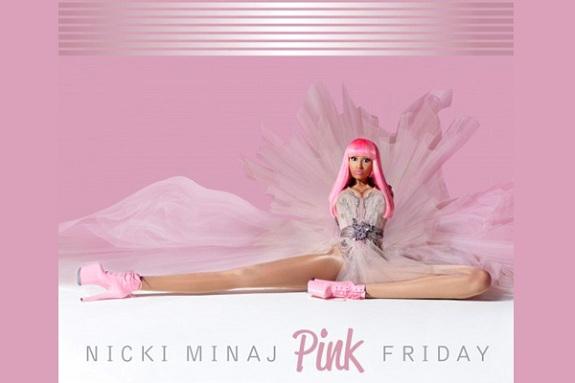 nicki minaj 2011 album cover. Nicki Minaj Pink Friday