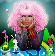 Nicki Minaj Pics