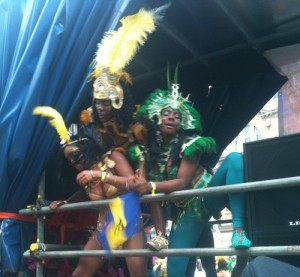 Notting Hill Carnival – 'Notting' much to say…