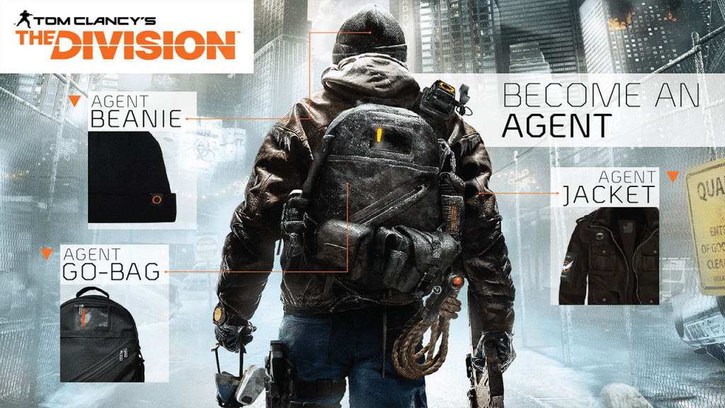 Tom Clancy's The Division Sleeper Agent